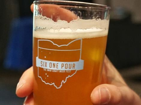 Six Pour One: The Ohio Craft Beer Fest